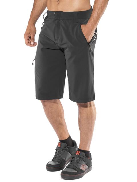 Race Face Trigger Shorts Men Black